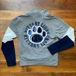 PINK by VS Penn State Nittany Lion 1/4 Zip Size XS